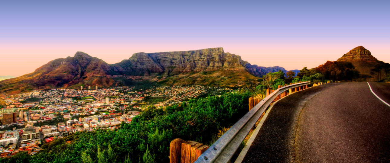 Cape Town, Table Mountain, Signal Hill, Tours of Cape Town, Cruise Ship Services